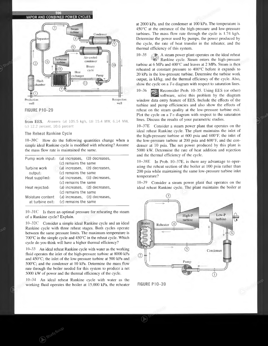 vapour and gas power cycles pdf